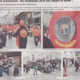 St Claude 2016 presse